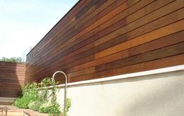 Barandillas de madera - Barandilla de madera exterior ...