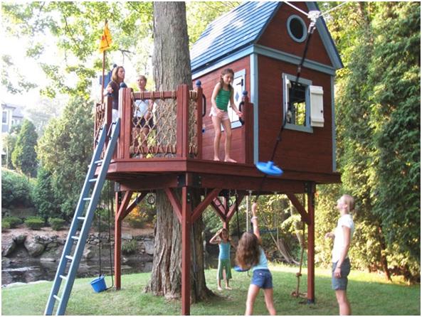 Casas rbol for Casa del arbol cuenca