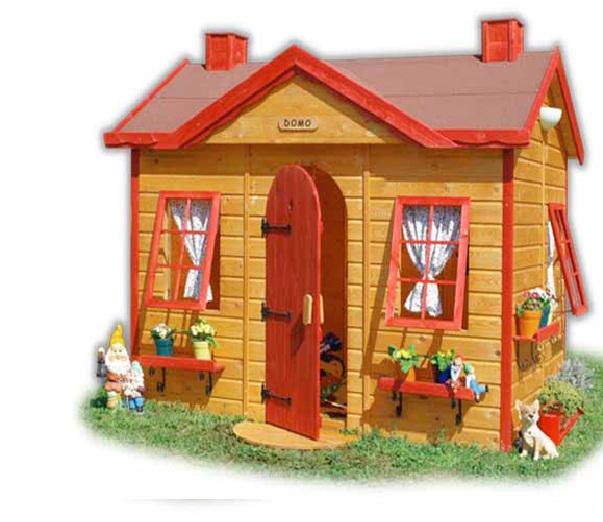 Cases de fusta barates