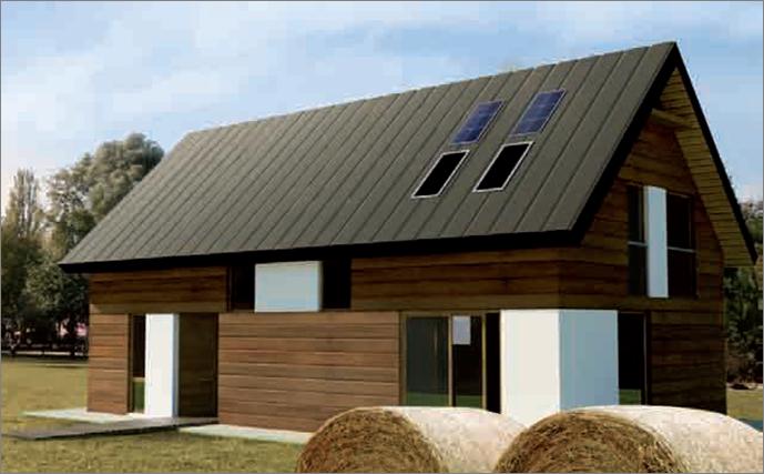 Casas de dise o de madera - Casas de madera nordicas ...
