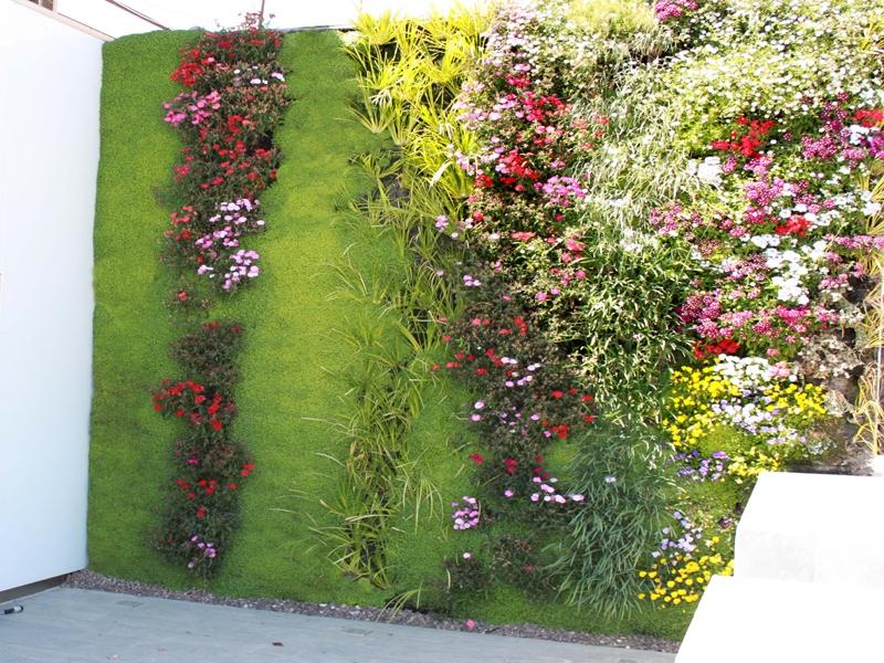 Jardines verticales for Proyecto jardines verticales