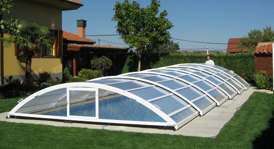 Cubiertas para piscinas for Cubiertas para piscinas